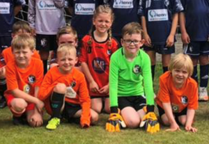 Under 8 Falcons