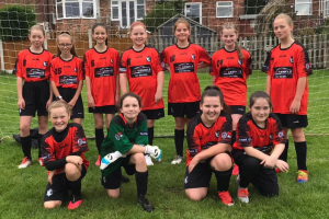 Under 13 Panthers
